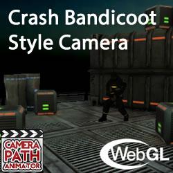 BandicootCameraDemoWebGL